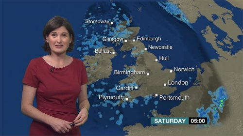 Helen Willetts - BBC Weather Presenter (2)