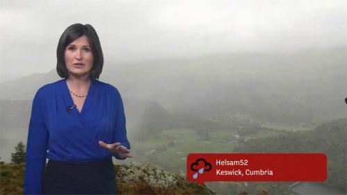 Helen Willetts - BBC Weather Presenter (3)