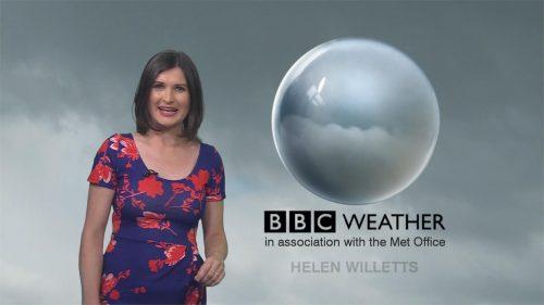 Helen Willetts - BBC Weather Presenter (4)