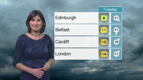 Helen Willetts - BBC Weather Presenter (6)