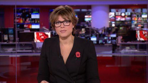 Kate Silverton - BBC News Presenter (1)