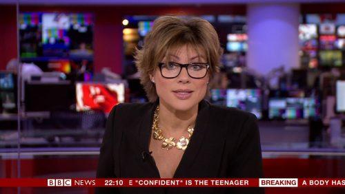 Kate Silverton - BBC News Presenter (3)
