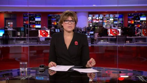 Kate Silverton - BBC News Presenter (4)