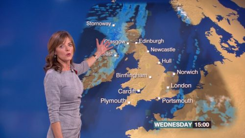 Louise Lear - BBC Weather Presenter (3)