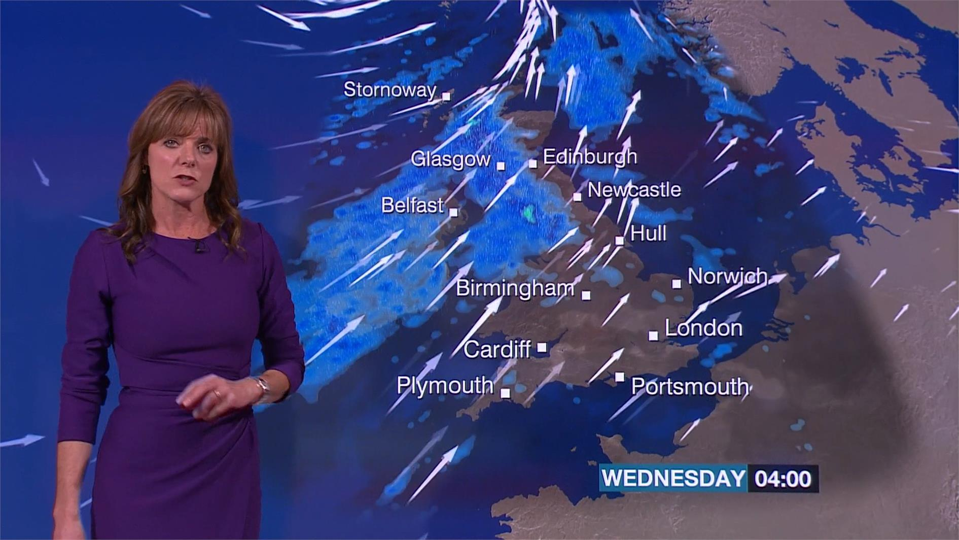 Louise Lear - BBC Weather Presenter (6)