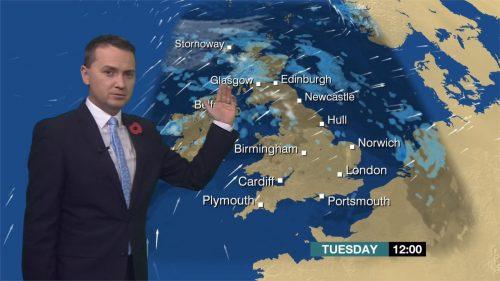 Matt Taylor - BBC Weather Presenter (3)