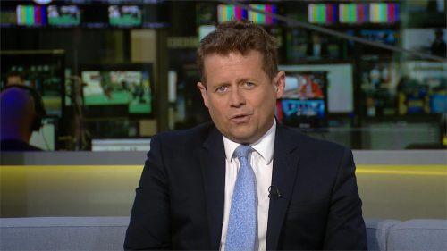 Mike Bushell BBC News Presenter