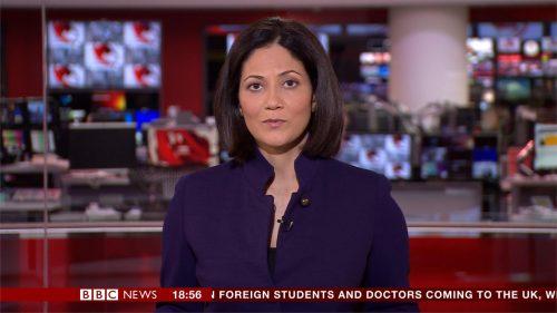 Mishal Husain - BBC News Presenter (2)