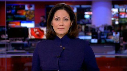Mishal Husain - BBC News Presenter