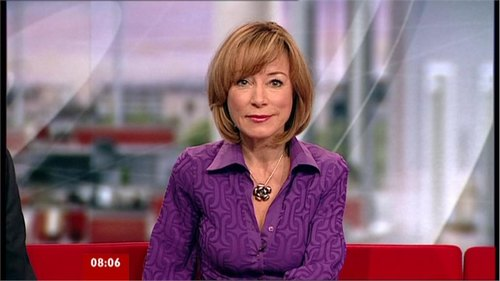 Sian Williams - 5 News Presenter (4)