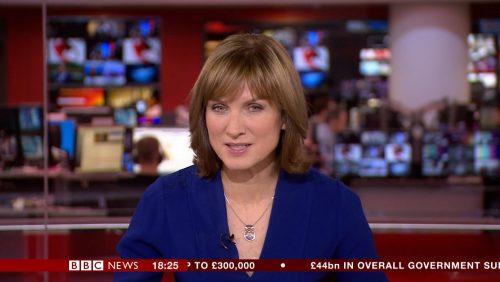 Fiona Bruce - BBC News Presenter (2)