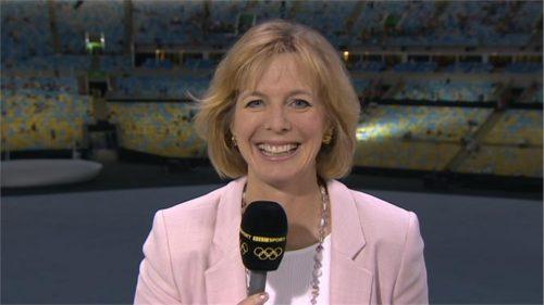 Hazel Irvine - BBC Sport (3)