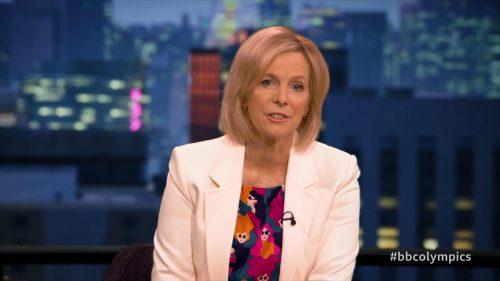 Hazel Irvine - BBC Tokyo 2020 (1)