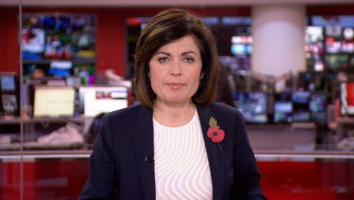 Jane Hill -- BBC News Presenter (1)