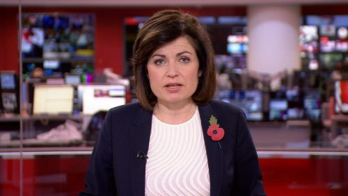 Jane Hill -- BBC News Presenter (6)