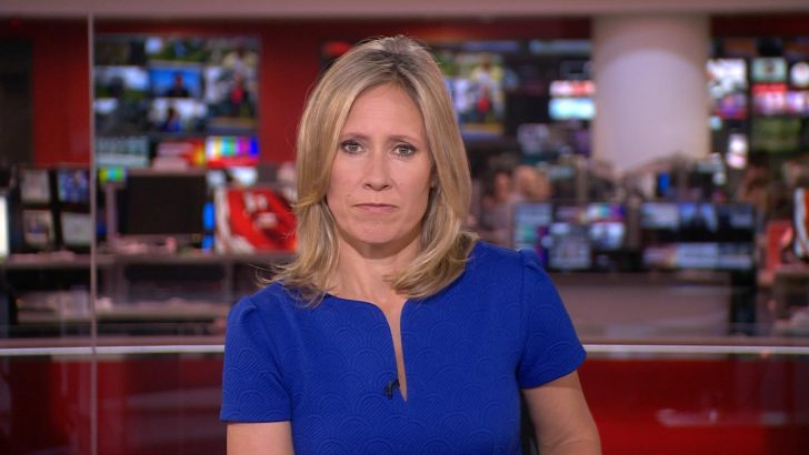 Sophie Raworth - BBC News Presenter (1)