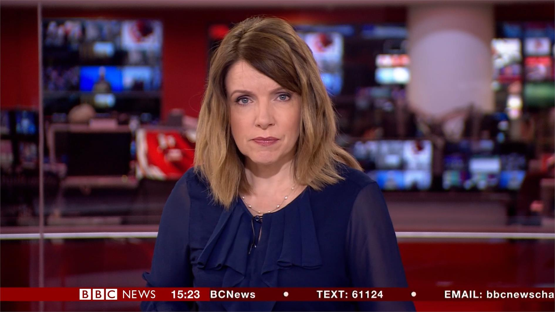 Annita McVeigh - BBC News Presenter (1)