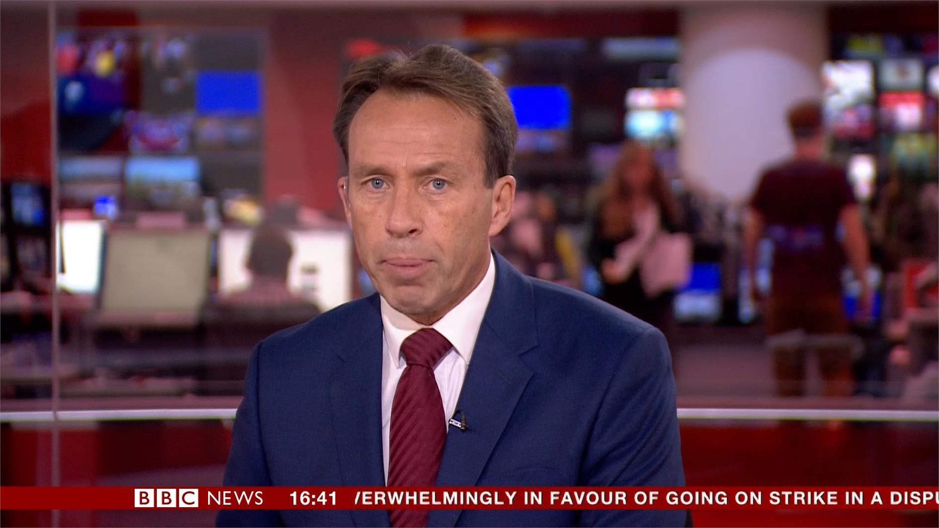 Ben Brown - BBC News Presenter (10)