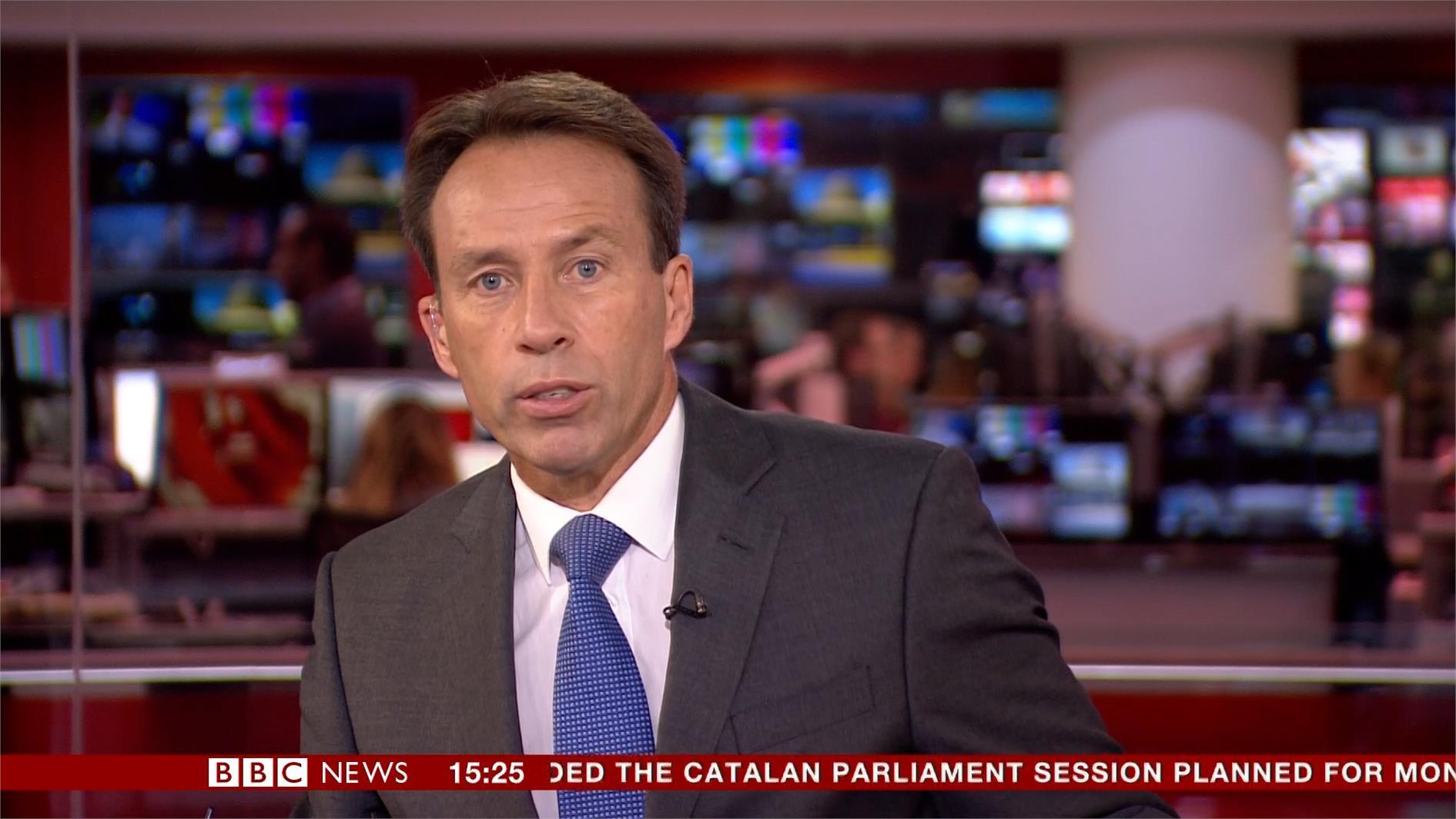 Ben Brown - BBC News Presenter (2)