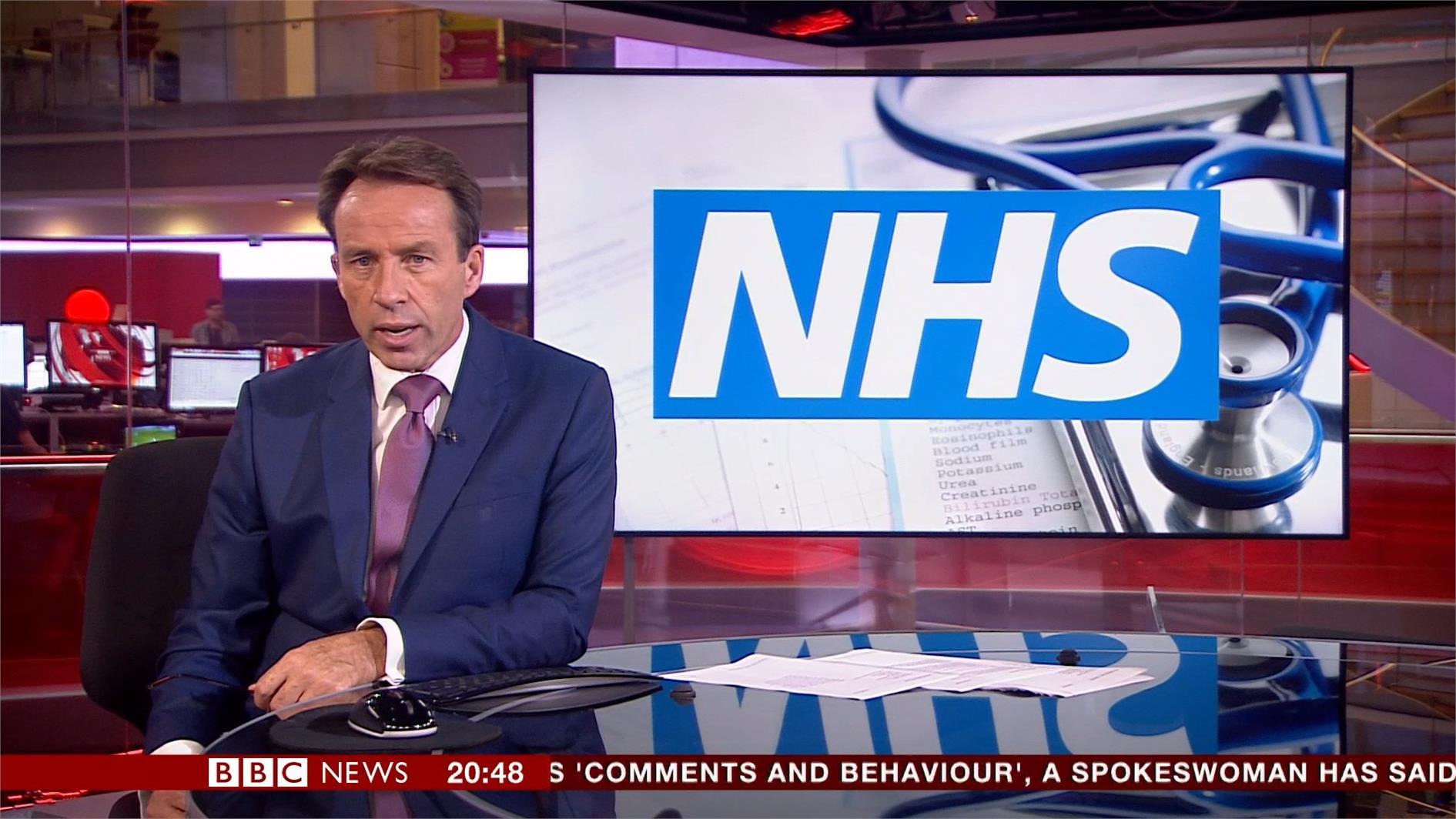 Ben Brown - BBC News Presenter (3)