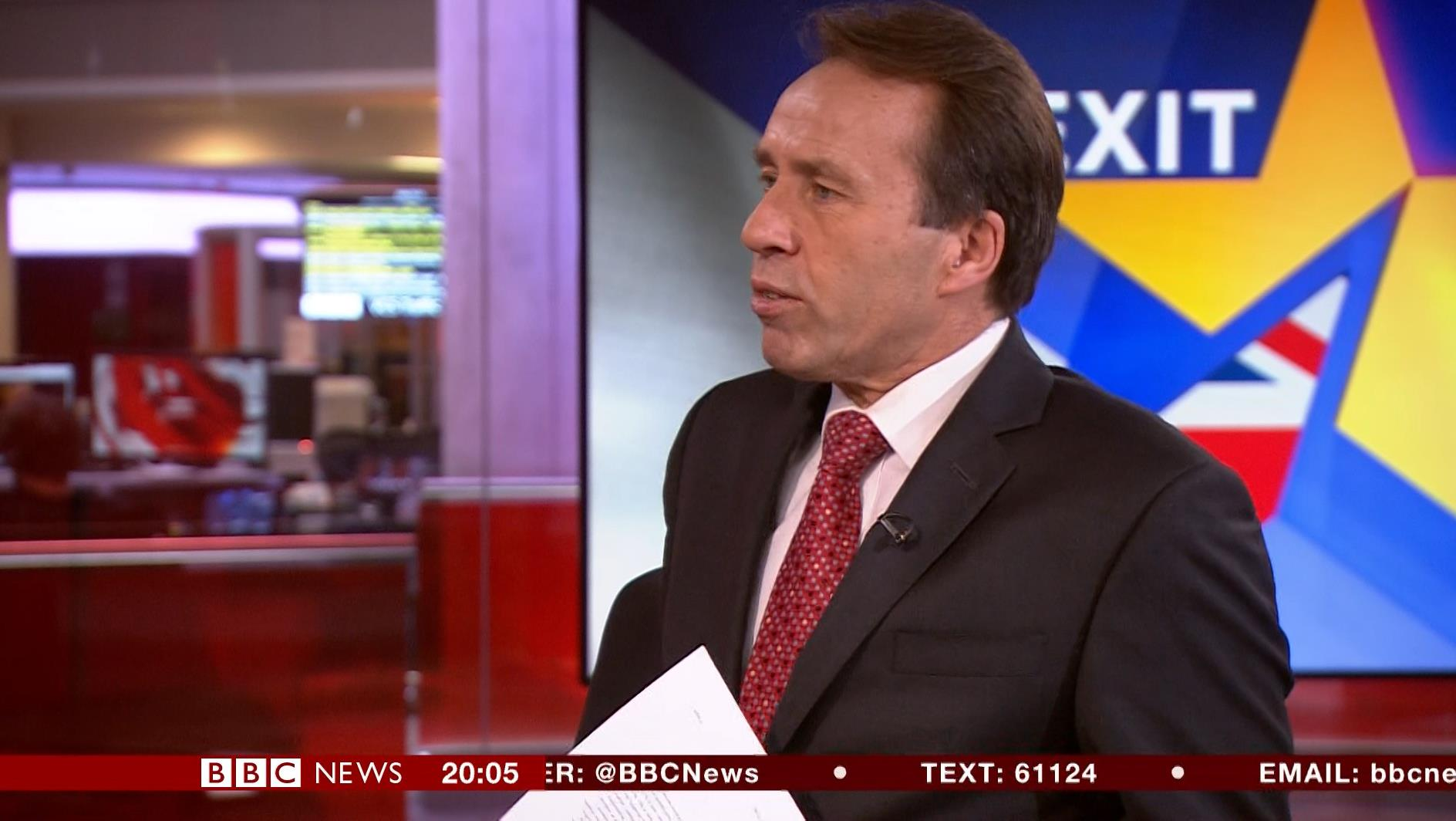 Ben Brown - BBC News Presenter (4)