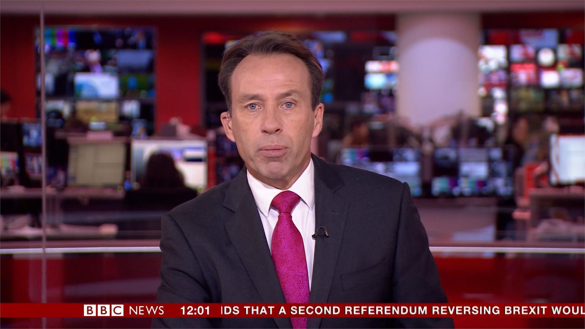 Ben Brown - BBC News Presenter (6)
