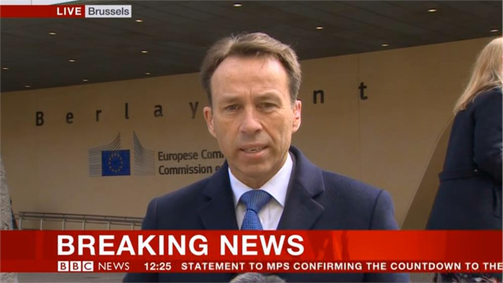 Ben Brown - BBC News Presenter (7)