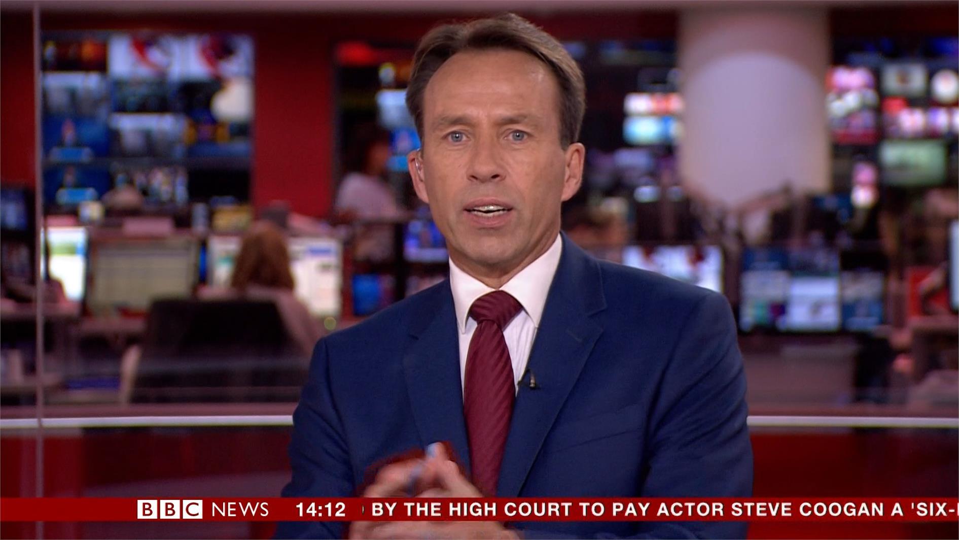 Ben Brown - BBC News Presenter (9)
