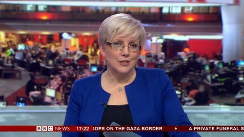 Carrie Gracie - BBC News Presenter (1)