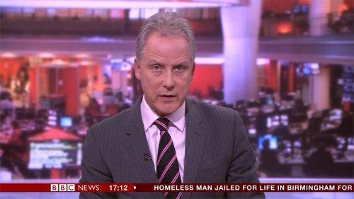 Julian Worricker - BBC News Presenter (1)