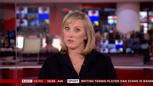Martine Croxall - BBC News Presenter (1)