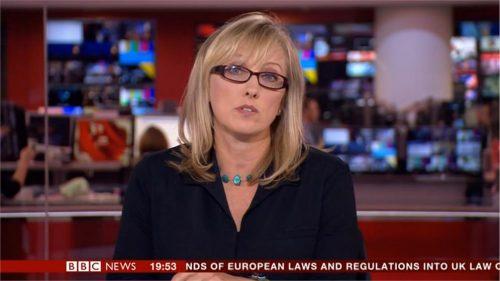 Martine Croxall - BBC News Presenter (9)