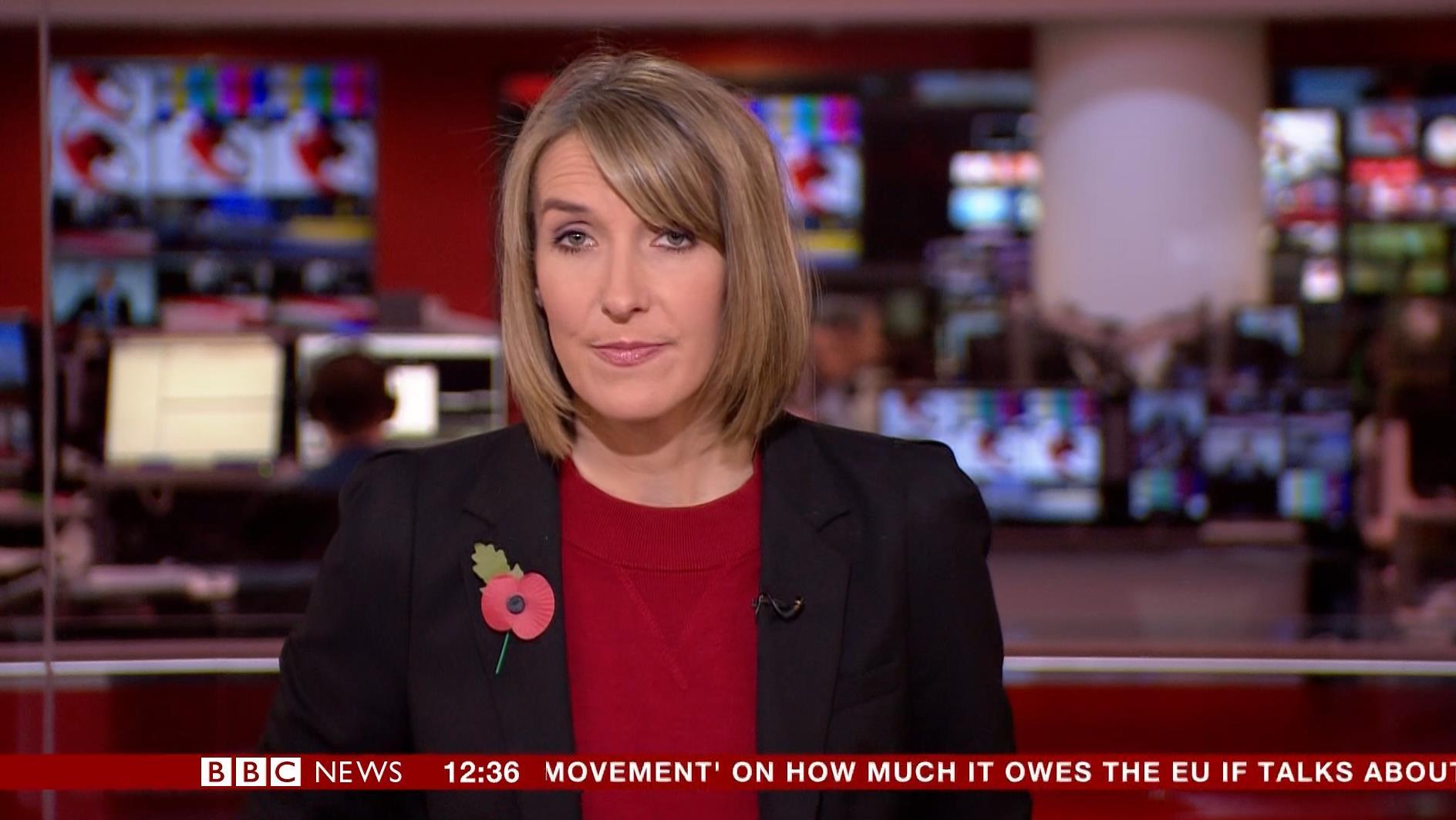 Rachel Schofield - BBC News Presenter (1)