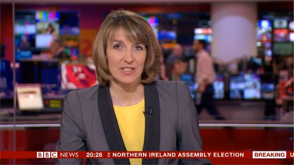 Rachel Schofield - BBC News Presenter (2)