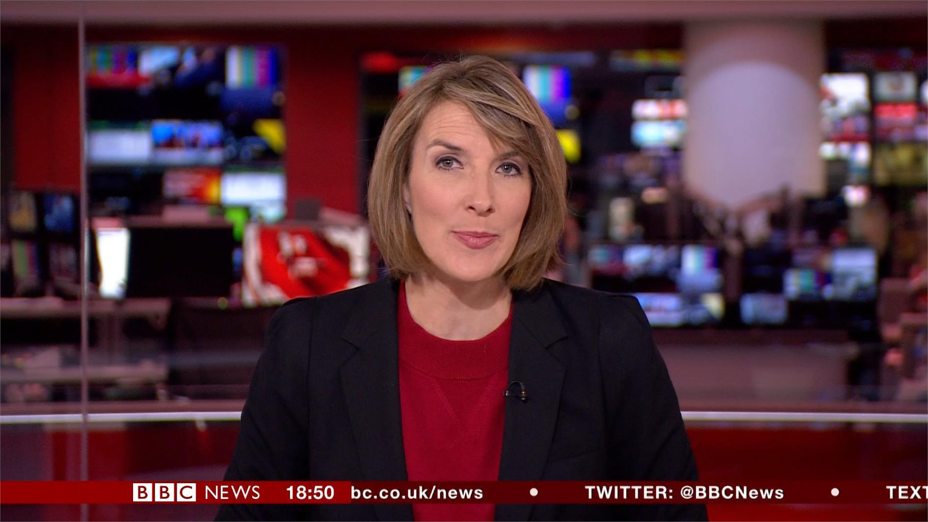 Rachel Schofield - BBC News Presenter (3)
