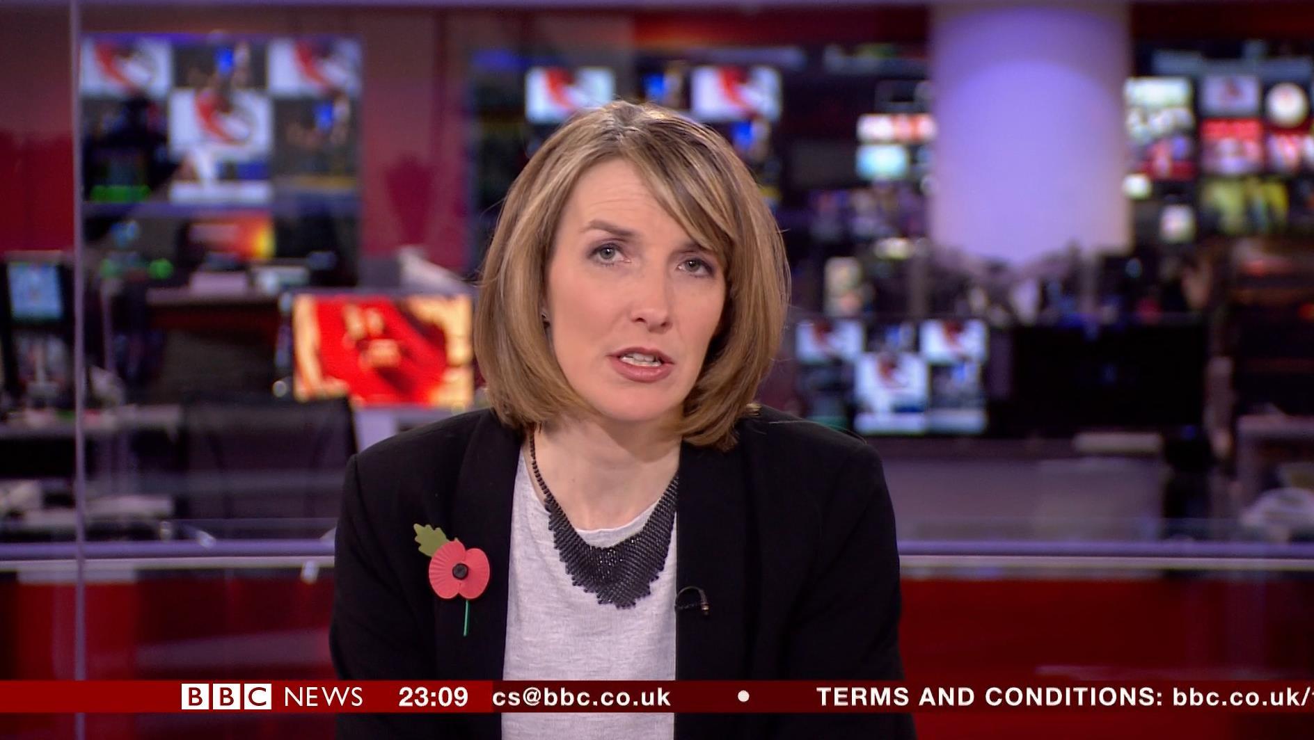 Rachel Schofield - BBC News Presenter (5)