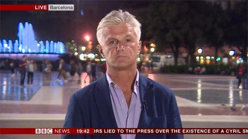 Tim Willcox - BBC News Correspondent (2)