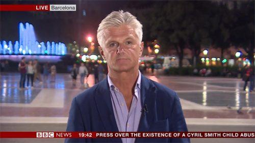 Tim Willcox - BBC News Correspondent (3)