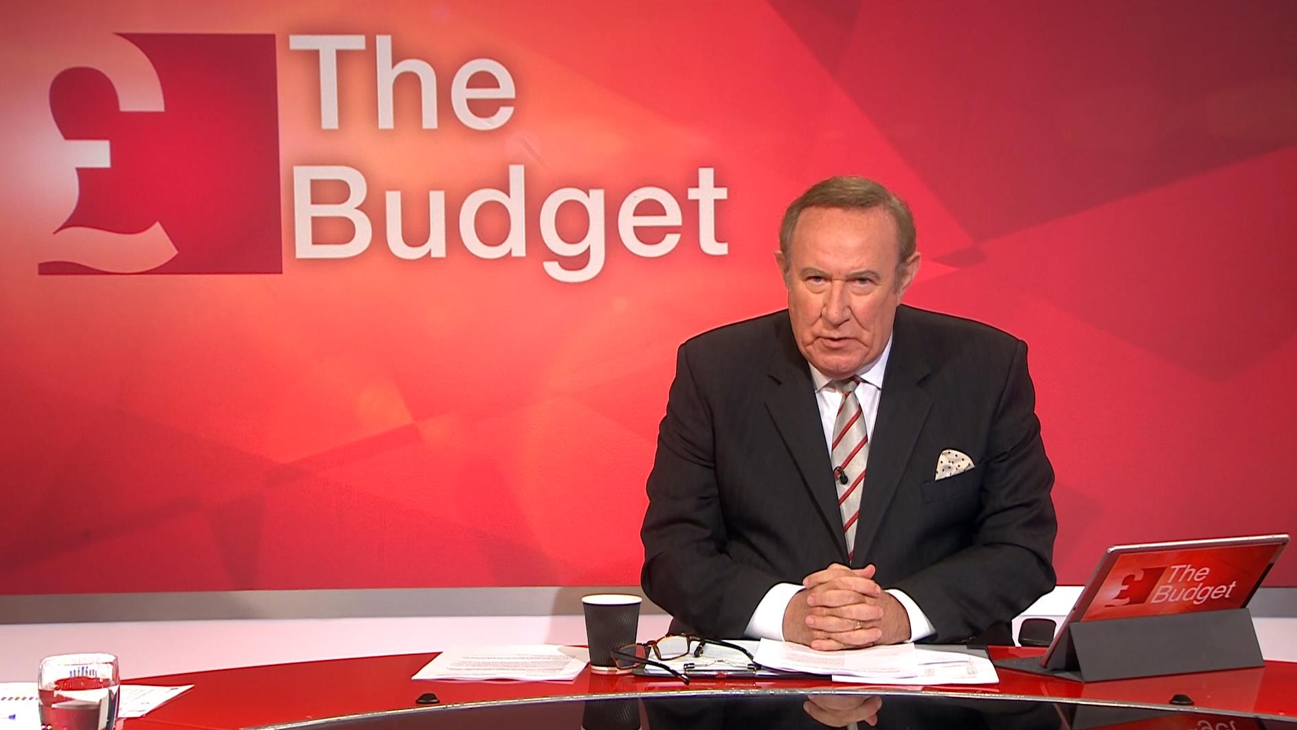 Aandrew Neil - BBC News Presenter (2)