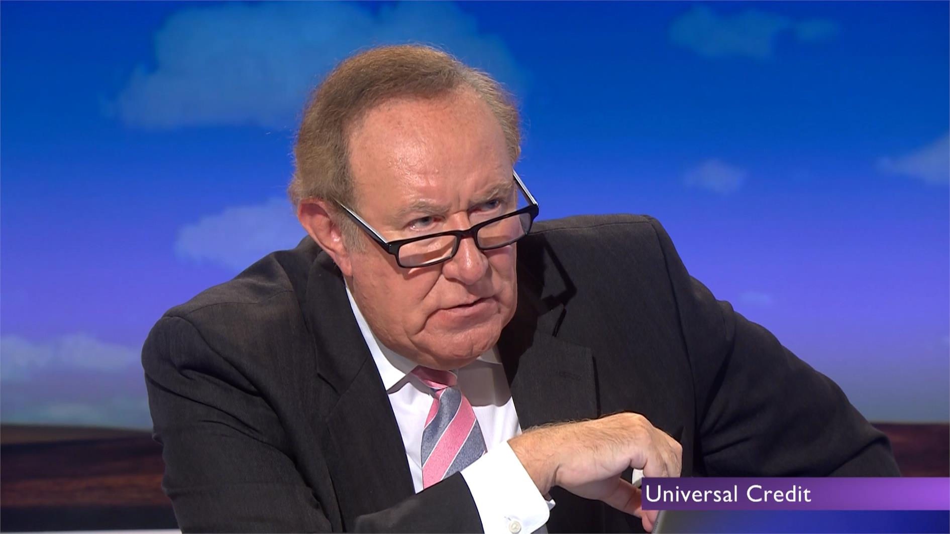 Aandrew Neil - BBC News Presenter (4)