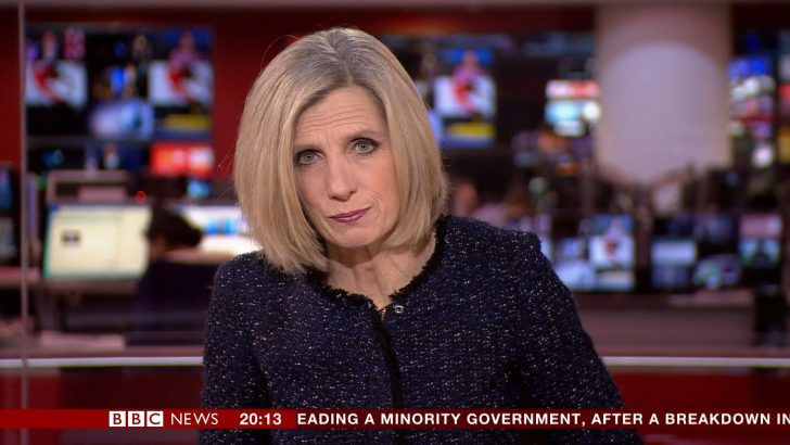 Carole Walker - BBC News Presenter (1)