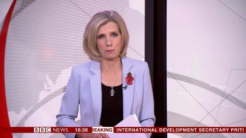Carole Walker - BBC News Presenter (3)