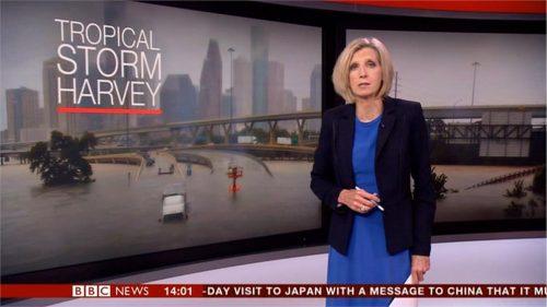 Carole Walker - BBC News Presenter (4)