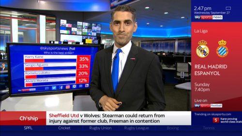 David Garrido - Sky Sports News Presenter (1)