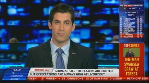 David Garrido - Sky Sports News Presenter (4)