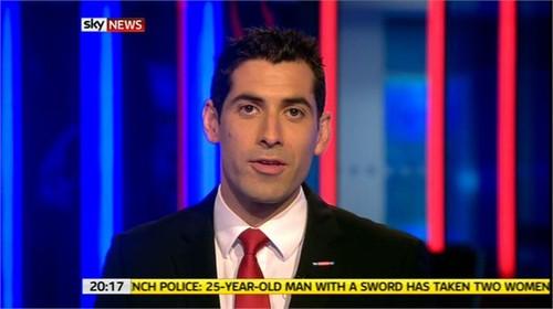 David Garrido - Sky Sports News Presenter (5)