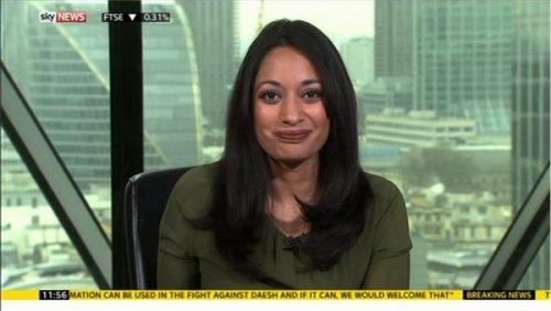 Dharshini David Images - Sky News