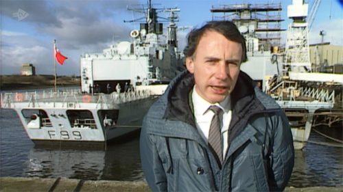 Harry Smith Dies - ITV News Correspondent - STV Tribute (12)