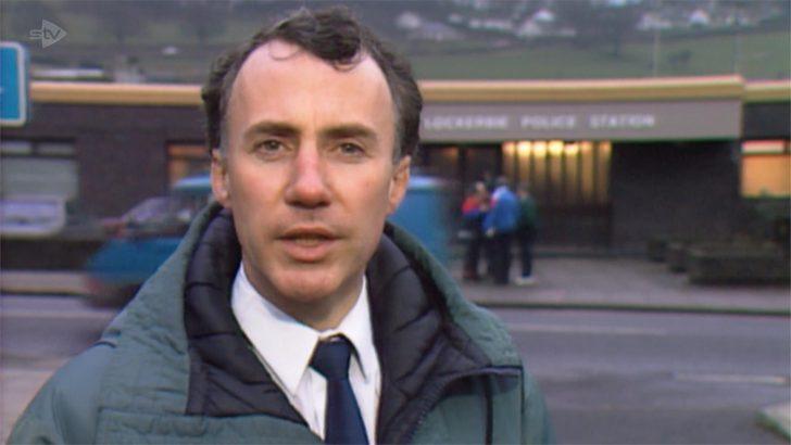 Former ITV, STV News correspondent Harry Smith has died