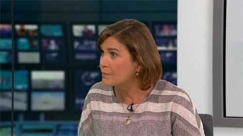Juliet Bremner - ITV News Reporter (2)